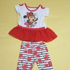 Other - Disney's minnie mouse set